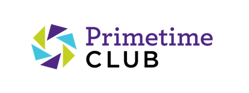 Logo for Primetime Club
